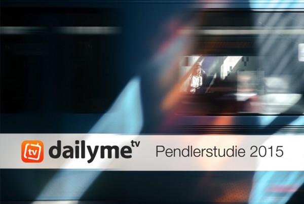 dailyme TV Pendlerstudie 2015