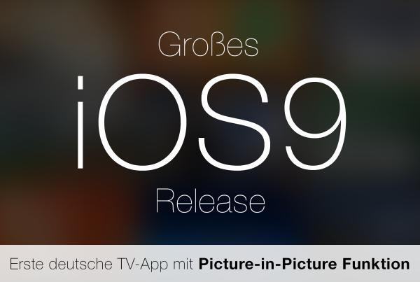 Pressemeldung iOS