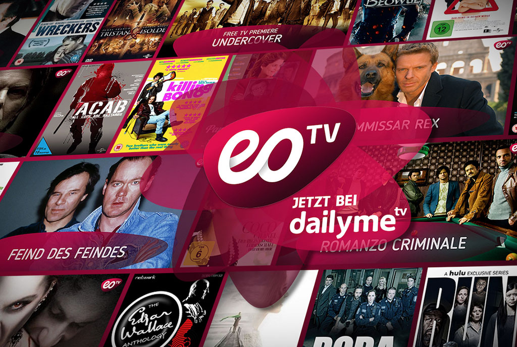 dailyme TV meets EoTV